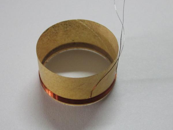 Paper Voice Coil